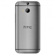 Смартфон HTC One (M8) Dual Sim Gunmetal Grey