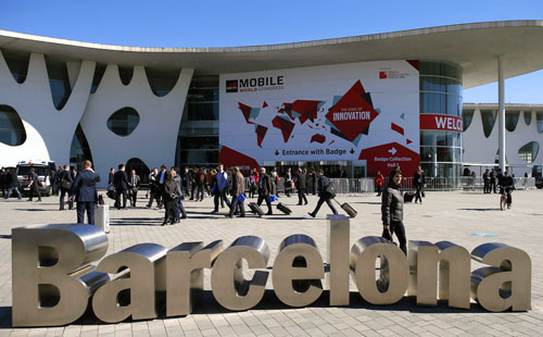 GSMA's Mobile World Congress 2016